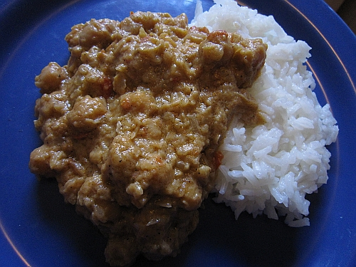kikertcurry
